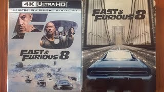 Nonton Fast   Furious 8   Steelbook Blu Ray Limited Edition   4k Ultra Hd Blu Ray Unboxing  Uhd  Film Subtitle Indonesia Streaming Movie Download