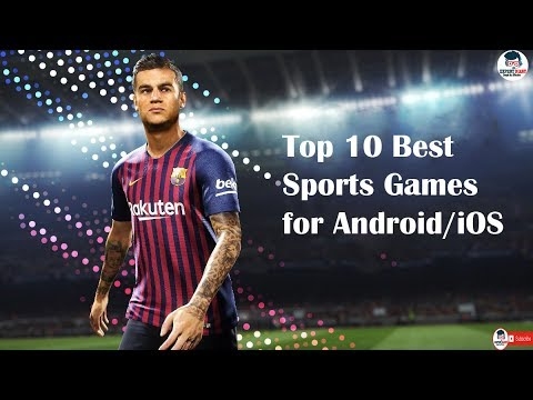 TOP 10 ANDROID SPORT GAMES IN 2018 | High Graphics