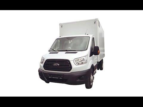 Ford transit грузовой-фургон фотка