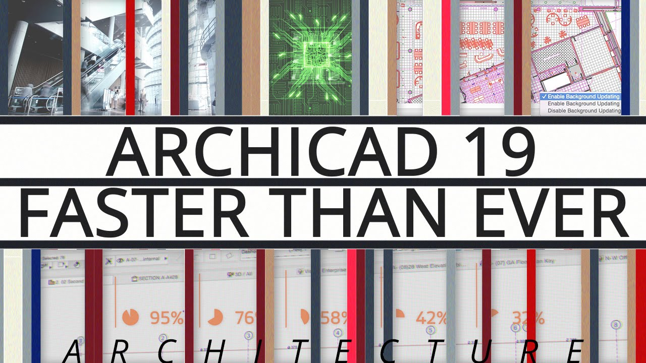 ARCHICAD 19 — Intuitive workflow enhancements