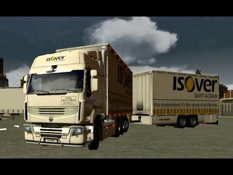 """Renault Premium Tandem """"Isover"""""""