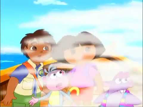 Dora the Explorer Season 3 Episode 19 give us back our treasure  60