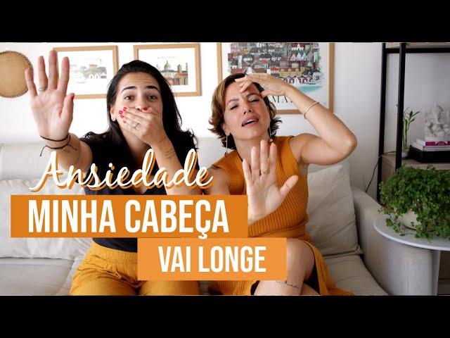 EU SOFRO POR ANTECIPAÇÃO | Por Juliana Goes - Juliana Goes