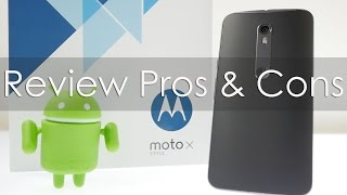 Moto X Style Review Ideal Android Smartphone?