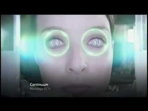 Continuum Season 1 Syfy Promo - This season on Continuum...