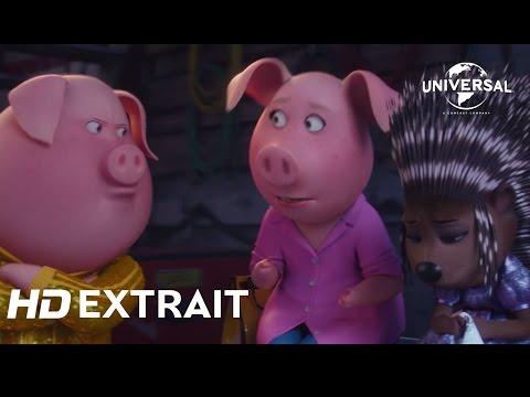 """Tous en scène / Extrait """"Rosita et Gunter"""" VOST [Au cinéma le 25 Janvier]"""