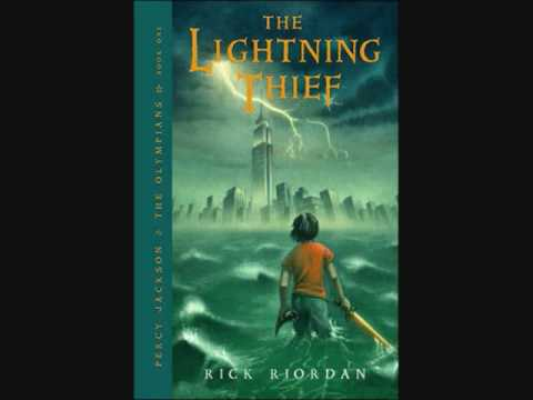 Percy Jackson and the Olympians- The lightning Thief. Part one