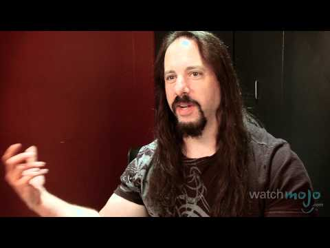 a dramatic turn of events - John Petrucci of Dream Theater tells http://www.WatchMojo.com about the band's first album without Mike Portnoy,