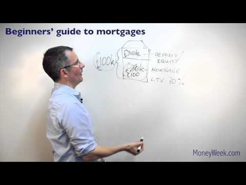 Beginners' guide to mortgages – MoneyWeek investment tutorials