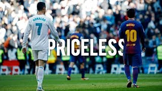 Video 10 Times Messi & Ronaldo Proved They're Worth $1 Billion #Priceless MP3, 3GP, MP4, WEBM, AVI, FLV November 2018