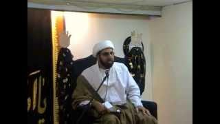 01 - Sheikh Muhammed Reza Tajri 1st Muharram 1436 Dalkeith