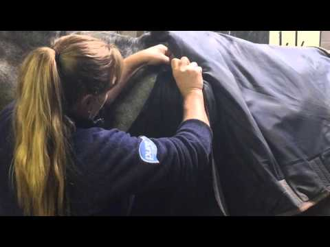 #EquineHour Tried & Tested Horseware Rambo Duo Turnout Rug Review