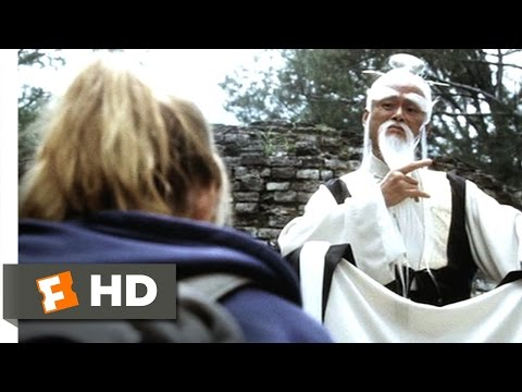 Kill Bill: Vol. 2 (2004) - Master Pai Mei Scene (2/12) | Movieclips