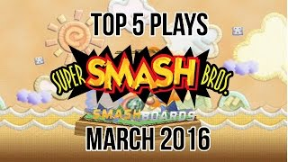 EMG | Smash 64 Top 5 Plays of March 2016