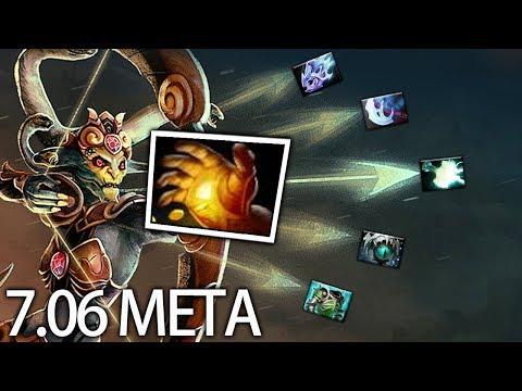 From Midas To Full Slot Carry Medusa 7.06 META by MidOne Dota 2 Midlaner of Team Secret
