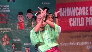 Talent showcase marks National Children's Month celebration