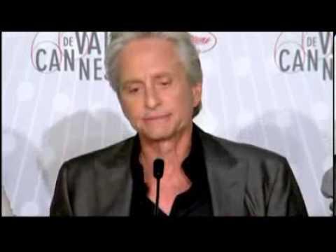 ►►► Michael Douglas: Michael Douglas Gets Emotional at Cannes