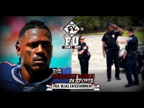 Antonio Brown the biggest jerk in sports! I hope he never play again
