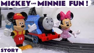 Mickey and Minnie Fun