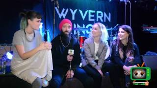 Wyvern Lingo Full interview with The Labtv Ireland (Video)