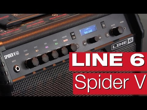 Line 6 Spider V 60 Gitarrenverstärker-Review Von Session
