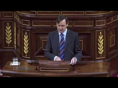 """Hernando a Iglesias: """"Usted nunca será presidente ..."""