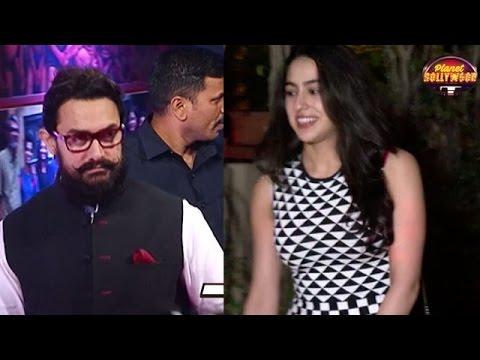 Aamir Khan Wants Sara Ali Khan In 'Thugs Of Hindos