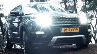 Auto-Top: Range Rover Evoque