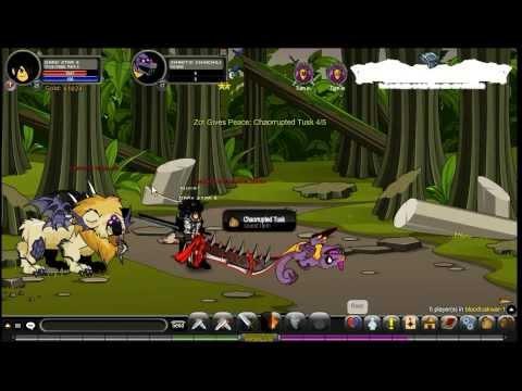 AQW How to get Pain Sword