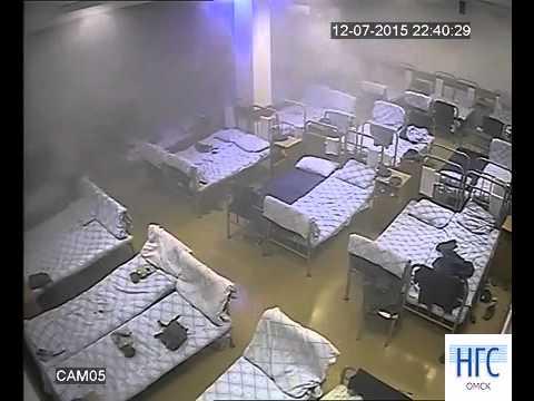 Обрушение казармы ВДВ в Омске (2015 г)