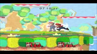 Project M: Glitched Stamina Mario Mode