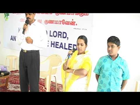 Healing from Muscular Dystrophy – Hindi Christian Testimony