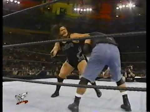 Rhyno vs. Raven [2001-07-01]