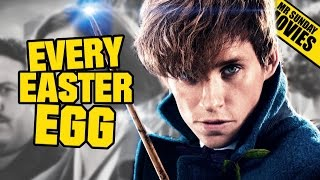 FANTASTIC BEASTS Easter Eggs & Harry Potter Connections