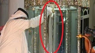 Video SUBHANALLAH - Inilah Gigi dan Rambut Nabi Muhammad Yang Masih Ada Dan Tersimpan Baik Sampai Saat Ini MP3, 3GP, MP4, WEBM, AVI, FLV Oktober 2017