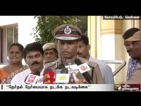 Security-arrangements-would-be-made-for-the-conduct-of-a-fair-and-peaceful-elections-DGP-Rajendran