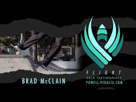 Brad McClain talks Flight
