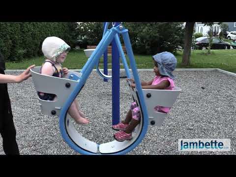 Jambette's Baby Echo Seat (S-21001)