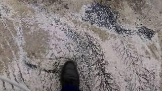 Викидають кошти на вітер! Відео зняте 14.12.16 на перехресті вул. Бориспільська і Вереснева, м. Київ