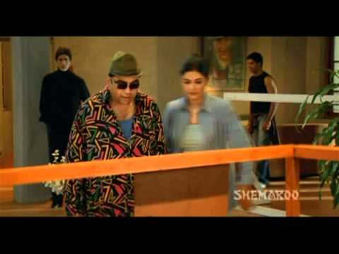 Ilias Gets Trained By Neha - Paresh Rawal - Sushmita Sen - Aankhen Best Scenes