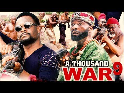 A Thousand War Season 9- Sylvester Madu|Zubby Micheal 2019 Latest Nigerian Nollywood Movie