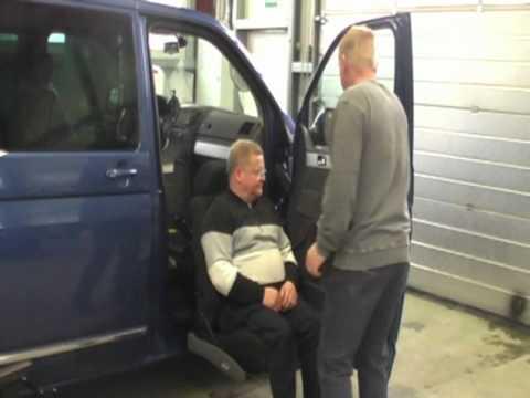 Turny HD Car Seat Lift