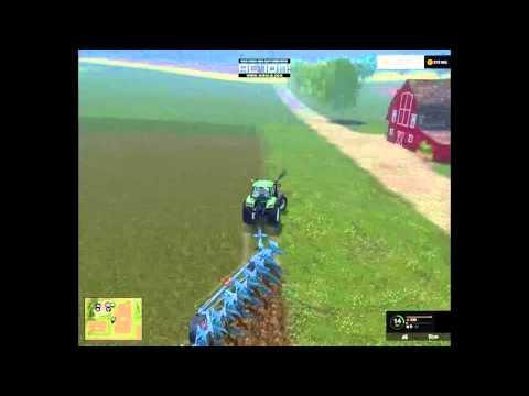 Deutz Fahr Agrotron 6210ttv v1.0