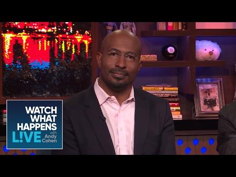 Van Jones Wants Oprah To Challenge Trump In 2020 | WWHL