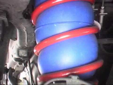 Toyota Prado with Coil Rite Airbags Video Image