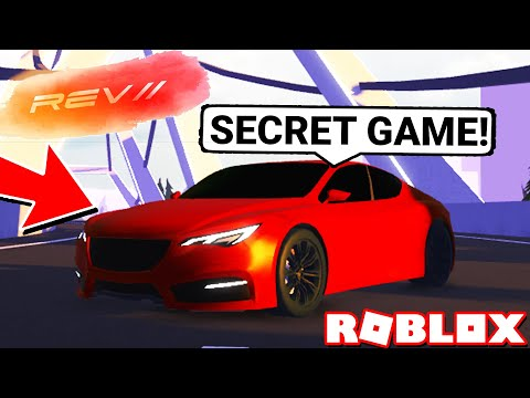 The Most Underrated 2021 Racing Game on Roblox! (Roblox REV// First Impressions)