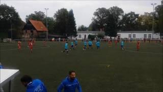 Irres Tor in der achthöchsten Spielklasse Deutschlands (Amir Mohra)
