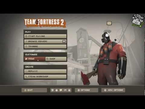 КАК ИГРАТЬ В ШАПКИ? (Team Fortress 2)