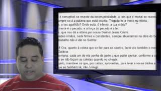 Introdução Aos Erros Teológicos De Paulo! Professor Fabio Sabino