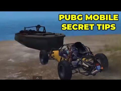 SECRET TIPS OF PUBG MOBILE #1 видео